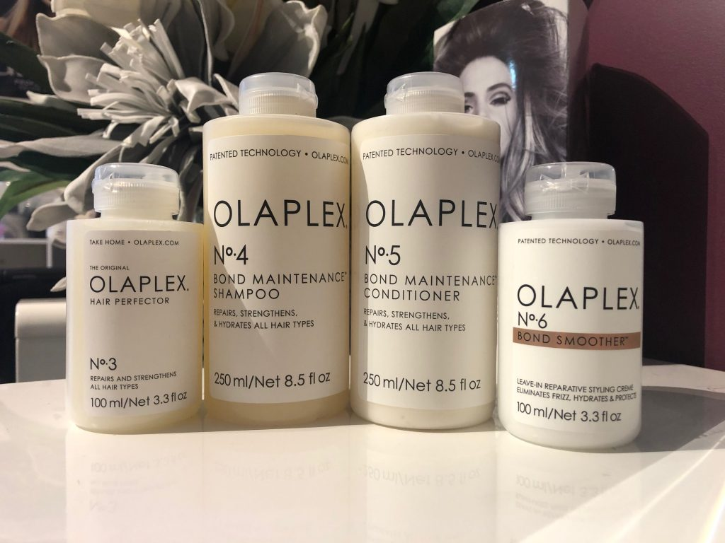 Olaplex Ultimate Hair Care Range including the new No 6 Bond Smoother